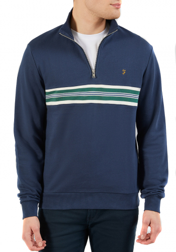Sweat Farah Leeds 1/4 Zip