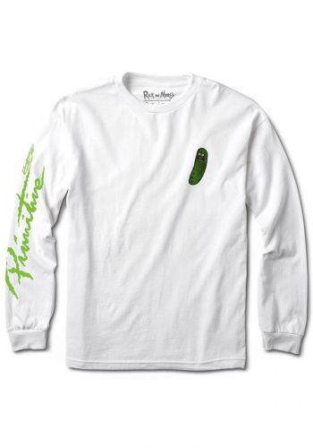 Longsleeve Primitive x RnM Pickle Rick