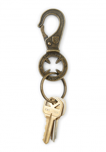 Key Clip Brixton x Independent Height II