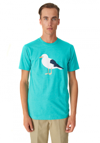 T-Shirt Cleptomanicx Gull 3