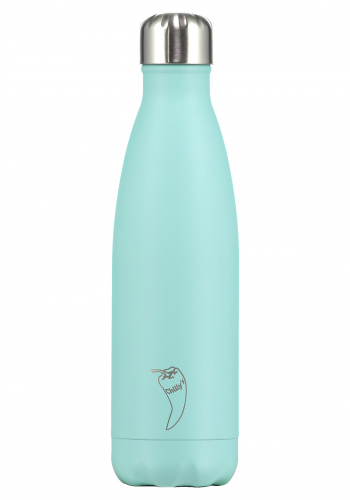 Isolierflasche Chilly´s Pastel Green 500ml