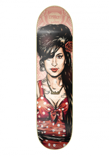 Deck Emillion The Dead Famous Amy 8.125