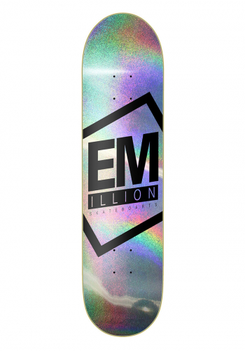 Deck Emillion Laser II 8.125