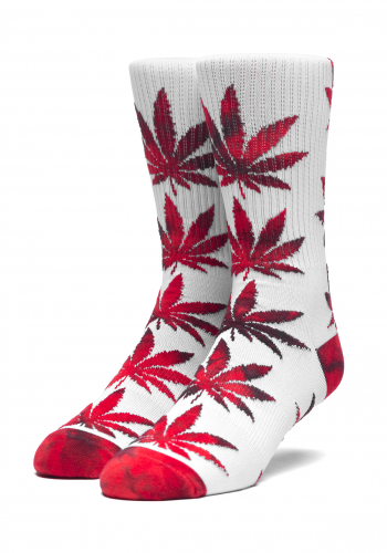 Socken HUF Plantlife Tie-Dye Leaves