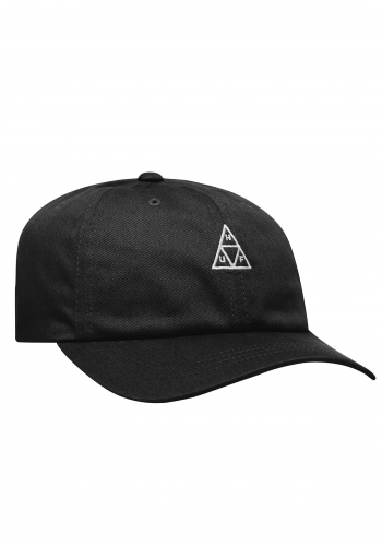 Cap Huf Curved Visor Triple Triangle