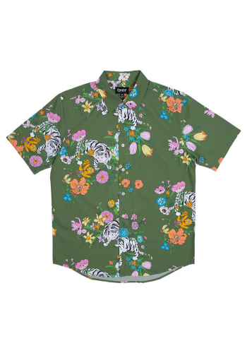 Hemd Rip N Dip Blooming Nerm Button Up