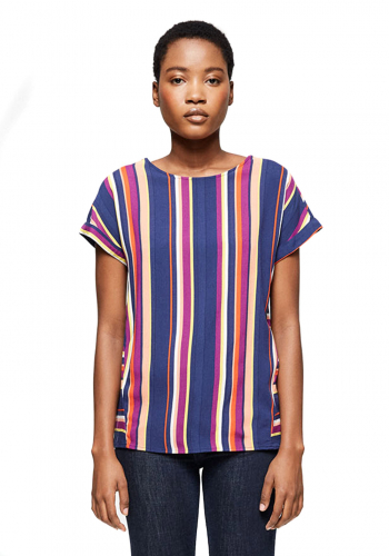 (w) Bluse Armedangels Lioraa Multicolor Stripes