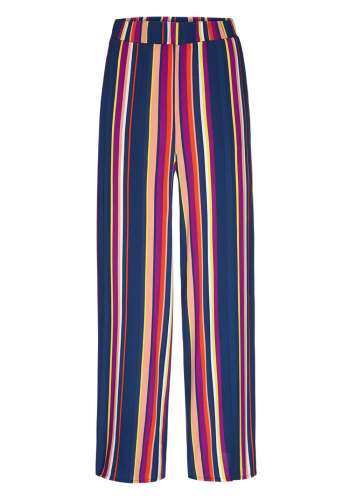 (w) Pant Armedangels Naimaa Multicolor Stripes