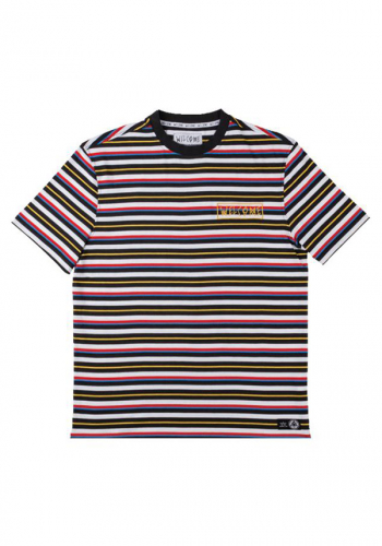 T-Shirt Welcome Surf Stripe
