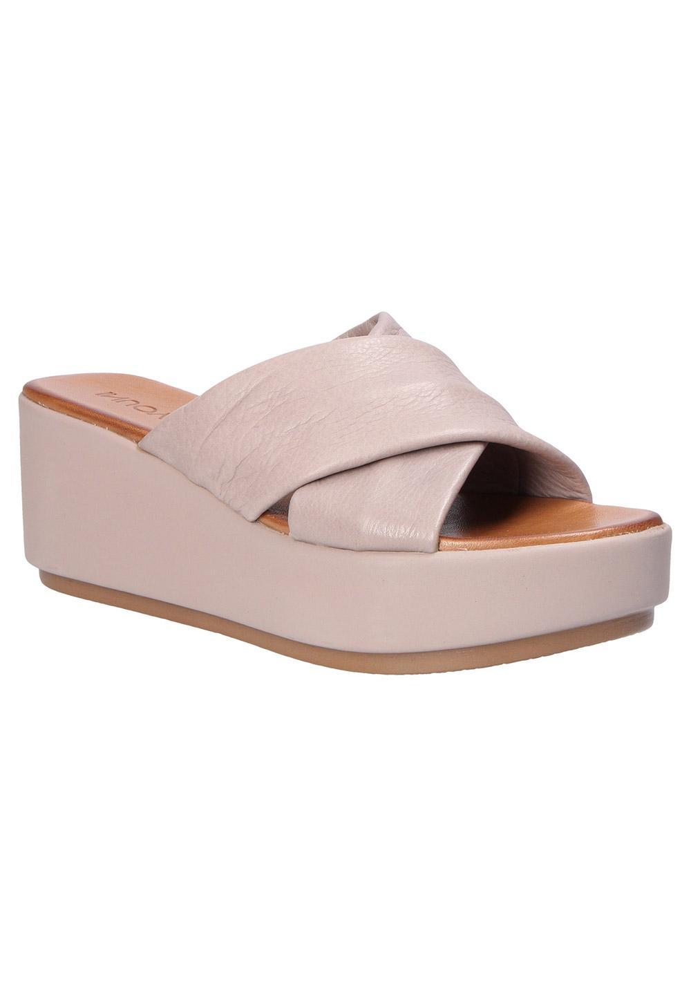 sale retailer 08e3d 6bd79 w) Sandale Inuovo 123001 - Größe: 39 - Farbe: Rosa