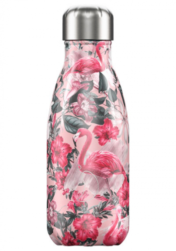 Isolierflasche Chilly´s Tropical Flamingo 260ml