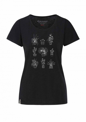 (w) T-Shirt Recolution #HOMEPLANT
