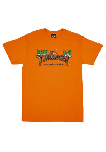 T-Shirt Thrasher Tiki