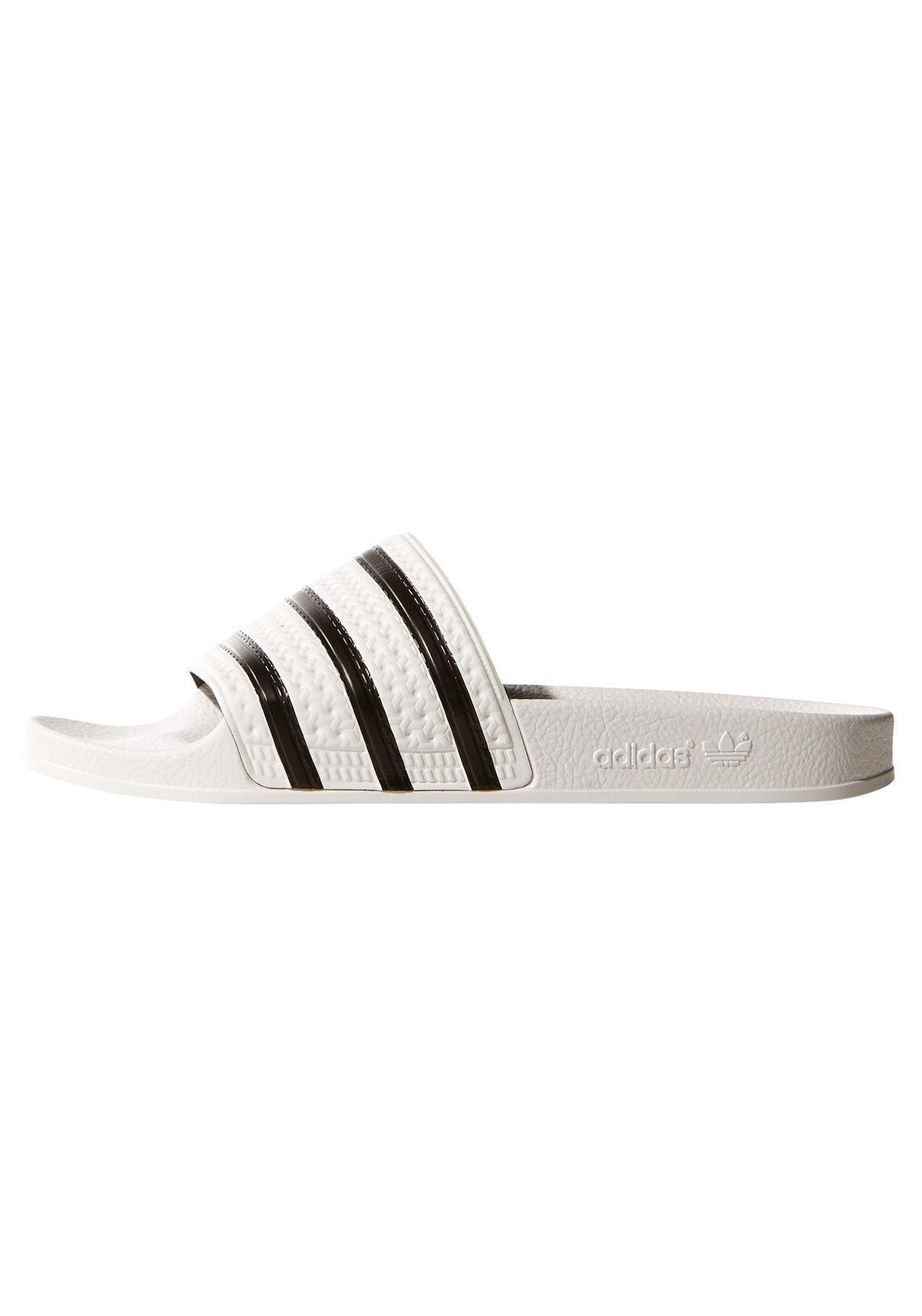 Adidas Adilette Größe38 Adilette Sandale Sandale Sandale Größe38 Adidas FarbeWeiss FarbeWeiss yvmn0wON8