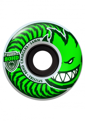 Rolle Spitfire Charger Classic Clear/Green 54mm