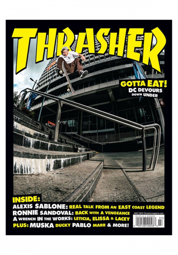 Mag Thrasher July 2019