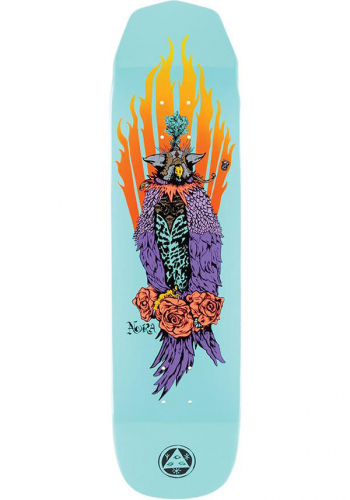 Deck Welcome Nora Wicked Princess 8.125