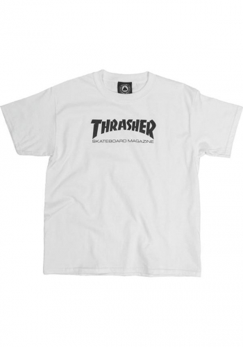 (y) T-Shirt Thrasher Skate Mag Toddler