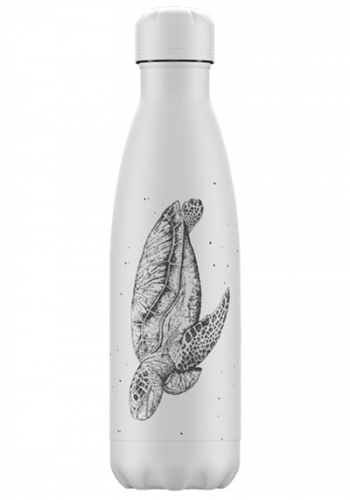 Isolierflasche Chilly´s Sea Life Turtle 500ml