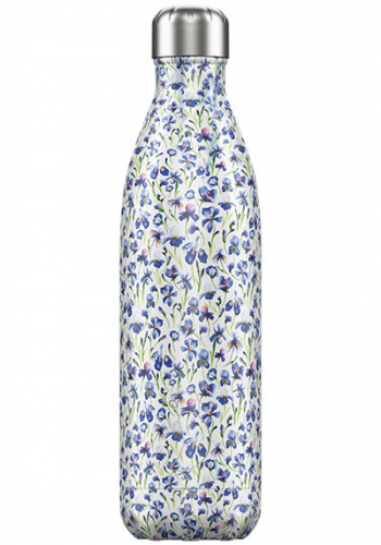Isolierflasche Chilly´s Floral Iris 750ml