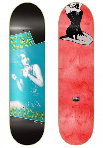 Deck Emillion Burlesque 8.125