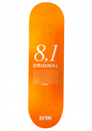 Deck TX Original 8.75