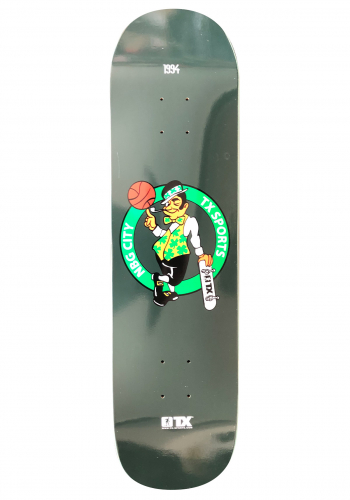 Deck TX NBG City Green 8.375