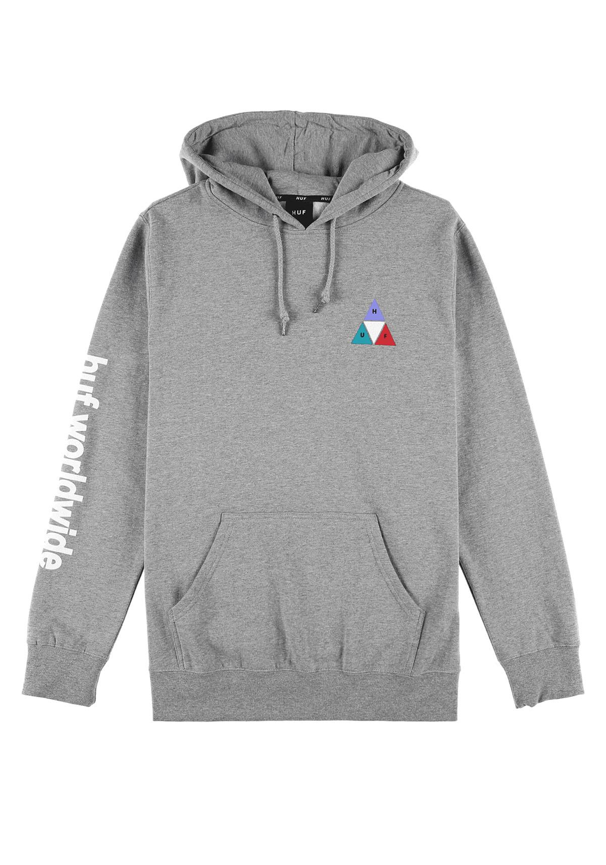 Hooded HUF Prism Triple Triangle