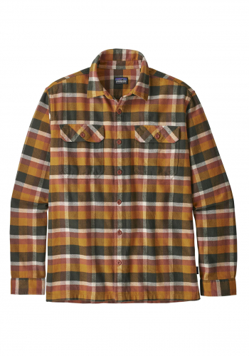 Hemd l/s Patagonia Fjord Flannel