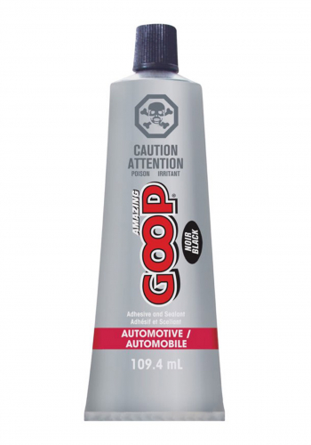 Shoe Goo Automotive Goop  Black 109.4 ml