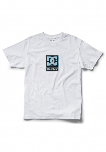 T-Shirt DC x Butter Goods Badge