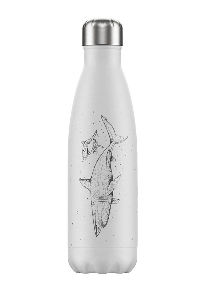 Isolierflasche Chilly´s Sealife Shark 500ml