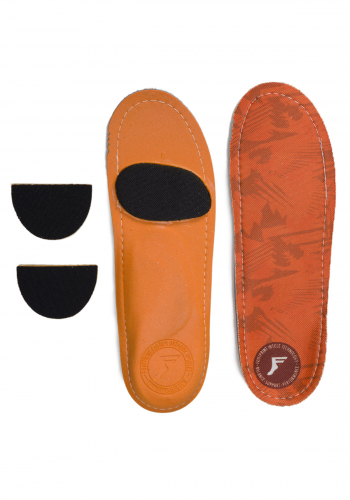 Einlegesohle Footprint Orthonic camo orange