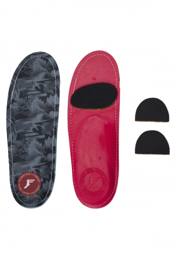 Einlegesohle Footprint Gamechangers camo darkgrey