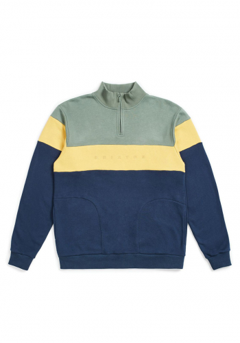 Sweat Brixton Cantor 1/2 Zip