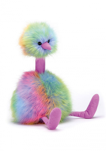 Jellycat Rainbow Pompom medium