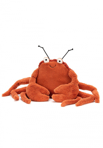 Jellycat Crispin Crab small