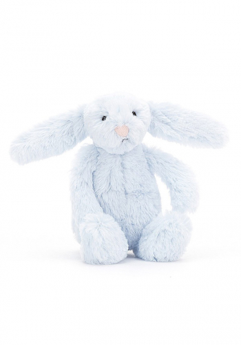 Jellycat Bashful Blue Bunny tiny