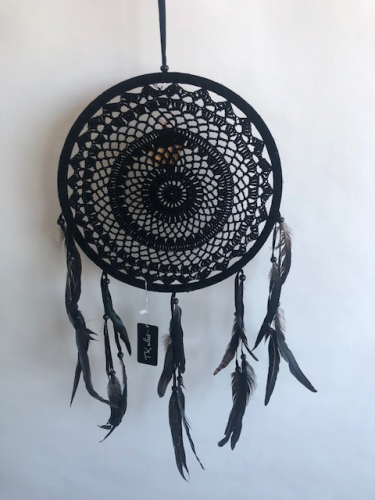 Dreamcatcher Large 32cm black