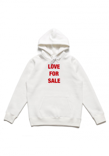 Hooded Chrystie NYC Love For Sale