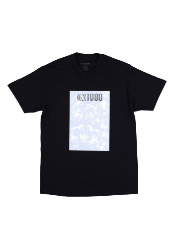 T-Shirt GX1000 Forced Entry black