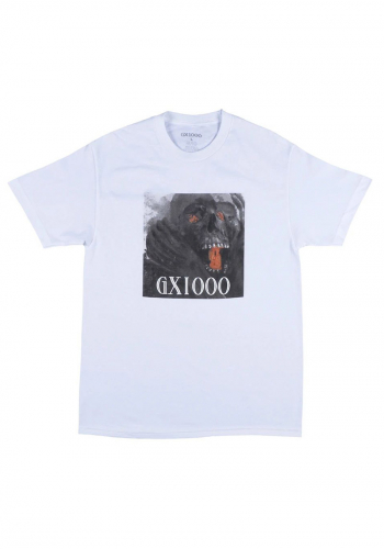 T-Shirt GX1000 Knight Stalker white