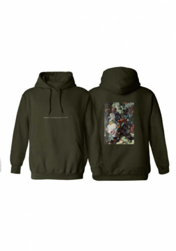 Hooded Poetic Collective Flower olive