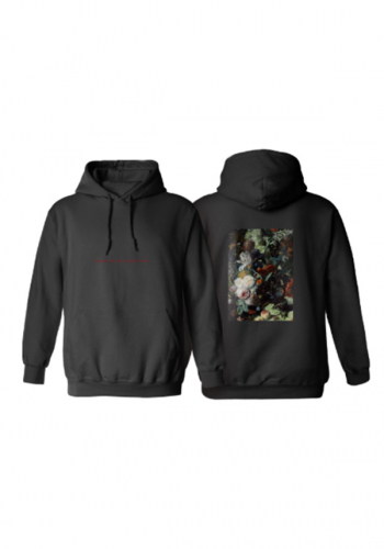 Hooded Poetic Collective Flower black