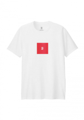 T-Shirt Poetic Collective Box white