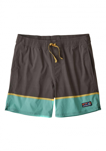 Boardshort Patagonia Stretch Wavefarer Volley grey