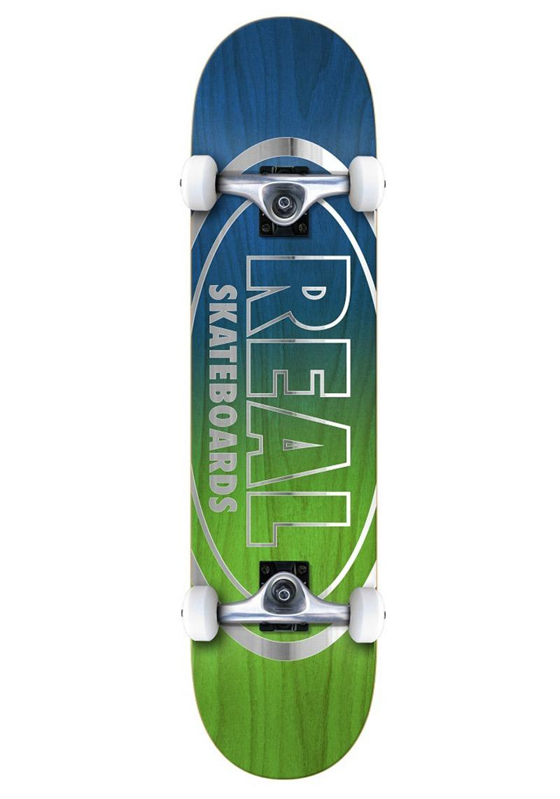 Komplettboard Real Team Oval Outliners 7.5