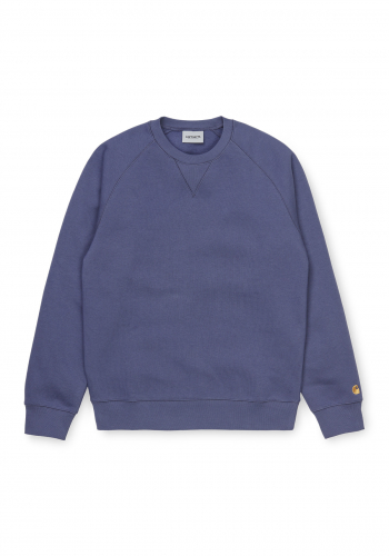Sweat Carhartt WIP Chase cold viola