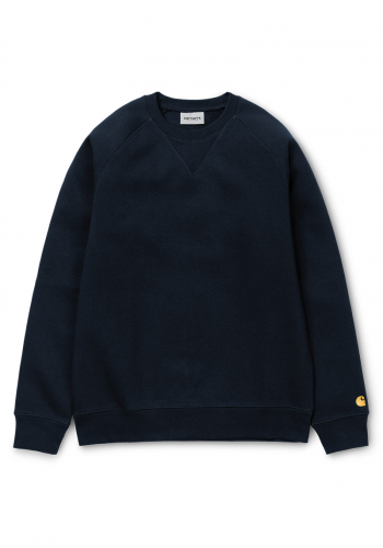 Sweat Carhartt WIP Chase dark navy