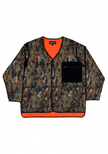 Jacke GX1000 Quilted Liner Coat camo